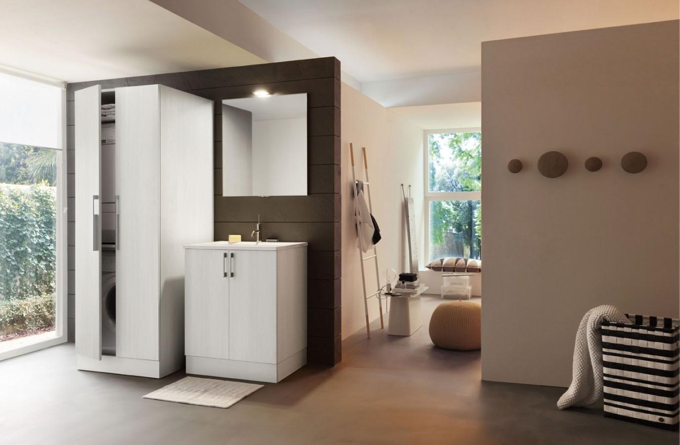 Arbi Mobili Bagno : Mobili e arredamento per la lavanderia del tuo bagno