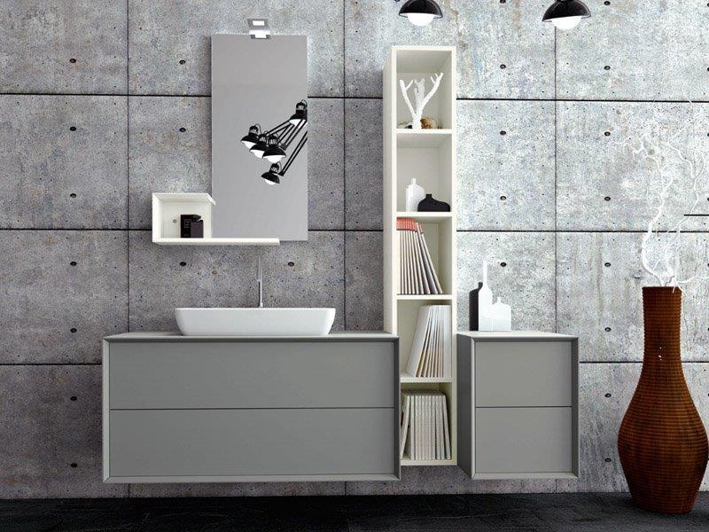 Mobili classici o moderni per l 39 arredamento del tuo bagno arredobagno - Punto tre arredo bagno ...