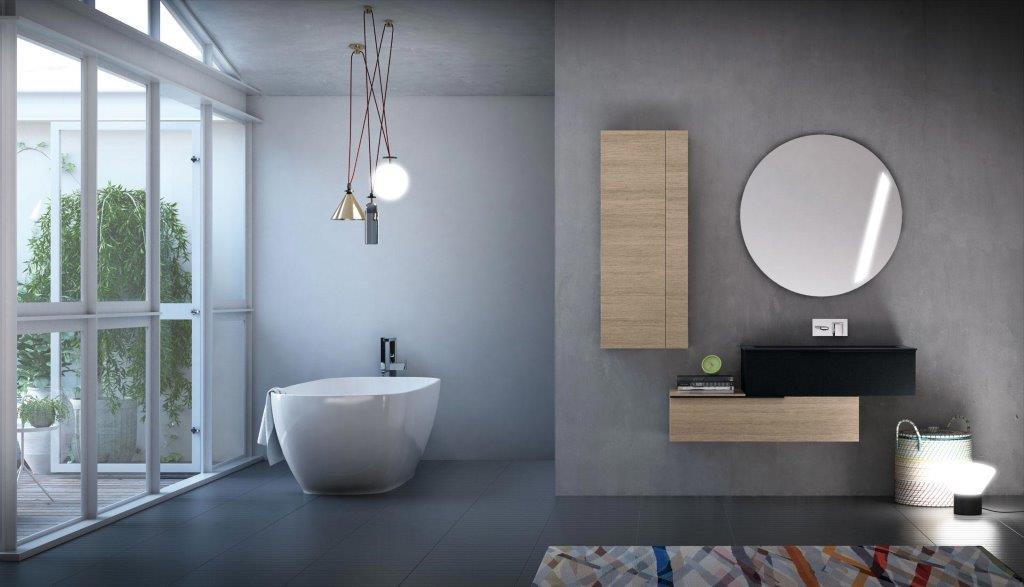 mobili classici o moderni per l'arredamento del tuo bagno ... - L Arredo Bagno Villafranca