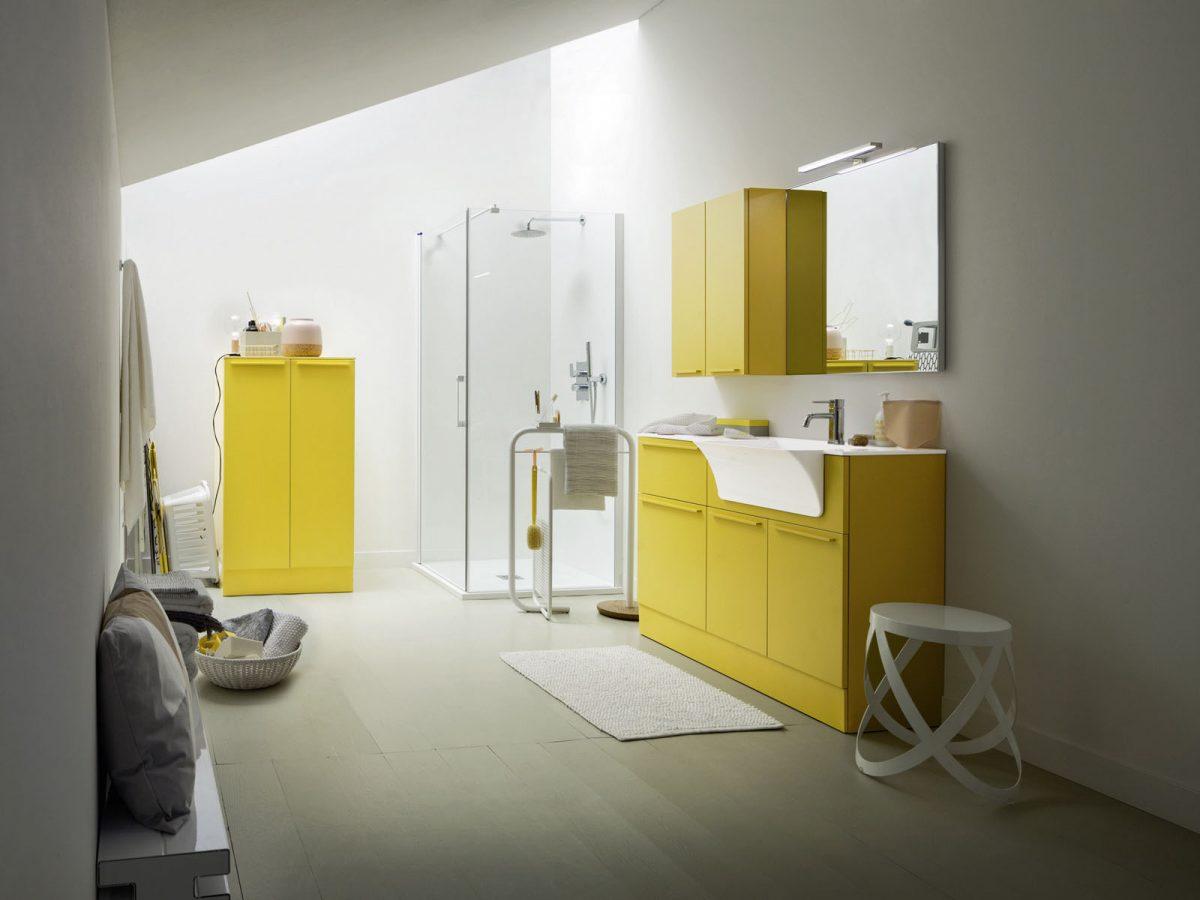 Mobili e arredamento per la lavanderia del tuo bagno arredobagno
