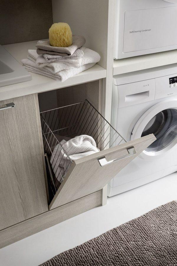 mobili e arredamento per la lavanderia del tuo bagno - arredobagno - Arredo Bagno Lavanderia