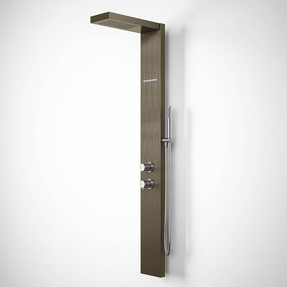 rubinetteria o miscelatori per la tua doccia - arredobagno villafranca - L Arredo Bagno Villafranca
