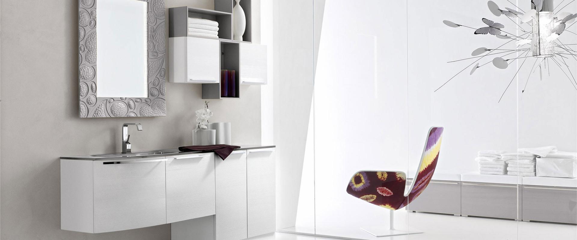 Realizziamo il tuo bagno su misura a verona e mantova - Specchi su misura verona ...